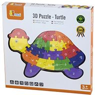 3D Puzzle - Turtle - Wooden Toy