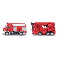 SIKU Blister - 2 Fire Engines