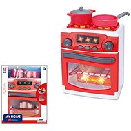 Cooker, Battery-operated - Children's Kitchen Set