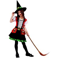 Carnival  Costume - Witch - Children's costume