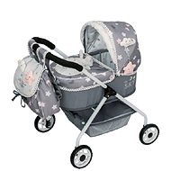DeCuevas Toys My First Stroller with Backpack
