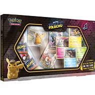 Pokémon TCG: Detective Pikachu On the Case Figure Collection - Board Game