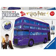 Ravensburger 3D 111589 Harry Potter Knight's Bus - 3D Puzzle