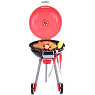 Large Battery-operated Grill - Children's toy dishes