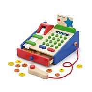 Wooden Cash Register - Wooden Toy