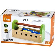 Wooden Tool Set - Building Kit