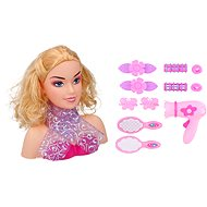 Designing Hairstyles at the Princess - Doll Accessory