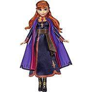 Frozen 2 Singing Anna - Figurine