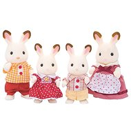 Sylvanian Families Chocolate Rabbit Family - Figures