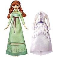 Frozen 2, Anna with Extra Dress - Figurine