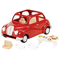 Sylvanian Families Family Saloon Car - Game Set