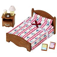 Sylvanian Families Semi-Double Bed - Game set