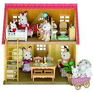 Sylvanian Families Starter Home with Accessories Version 2016 - Game set
