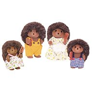 Sylvanian Families Hedgehog Family - Figures