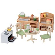 Sylvanian Families Country Kitchen Set - Game set