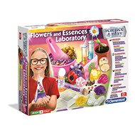 Clementoni Science & Play Flowers and Essences Laboratory - Creative Kit