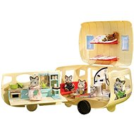 Sylvanian Families The Caravan - Game Set