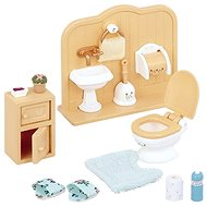 Sylvanian Families Toilet Set - Game Set