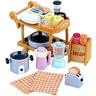 Sylvanian Families Kitchen Cookware Set - Game Set