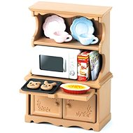 Sylvanian Families – Cupboard with Oven - Game Set