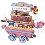 Sylvanian Families Candy Cart - Game Set