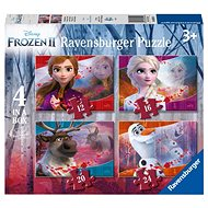 Ravensburgser 030194 4-in-1 Disney Frozen 2