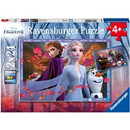 Ravensburgser 050109 Disney Frozen 2 2x24 pieces - Puzzle