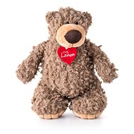 Lumpin Bear Denis with a bow - Plush Toy