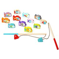 Cubika 13739 Fishing - Wooden Toy