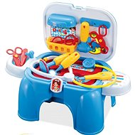 Doctor Carrying Case - Seat - Game Set