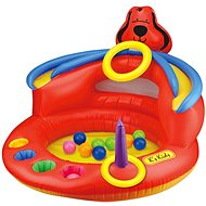 K´S Kids Inflatable Arena Patrick with 20 Balls - Toddler Toy