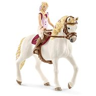 Schleich Blonde Sofia and Horse Blosom - Game Set