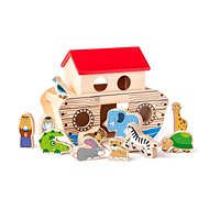 Woody Noah's Ark - Wooden Toy