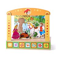 Woody Puppet Theater - Building Kit