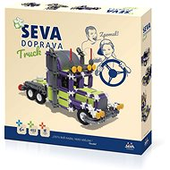 Seva Transport Truck - Building Kit