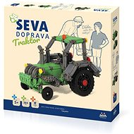 Seva Transport Tractor - Building Kit