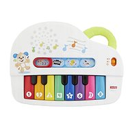 Fisher-Price Musical Piano with Lights SK - Toddler Toy