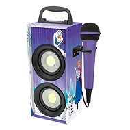 Lexibook Frozen Bluetooth Karaoke Tower with Microphone - Musical Toy