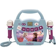Lexibook Frozen CD Player with microphone - Musical Toy