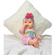 Baby Bambolina with 50 Czech Words - Doll Accessory