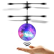 Disco Ball with LED Lighting - Helicopter