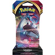 Pokémon TCG: Sword and Shield 1 Blister Booster - Card Game