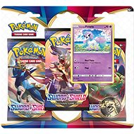 Pokémon TCG: Sword and Shield 3 Blister Booster - Card Game