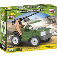 Cobi Small Army Combat Vehicle - Building Kit