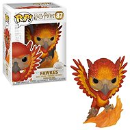 Funko POP Movies: Harry Potter S7 - Fawkes - Figure
