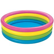 Pool with 4 Rings - Inflatable Pool