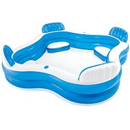 Family pool with chairs - Inflatable Pool