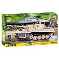 Cobi WWII Tiger Tank no. 131 - Building Kit