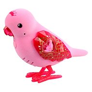 Little Live Pets Bird 6 Pink - Interactive Toy