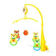 Rappa Carousel baby with melody - Cot Toy
